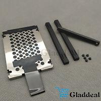 New Hard Drive Cover+Caddy+Rails for IBM/Thinkpad/Lenovo X230 X230i X230 Tablet