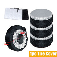 "Universal Car SUV 13-19"" Tote Spare Tire Tyre Storage Cover Wheel Bag Accessory"