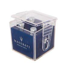 Maserati Branded Valve Stem Caps