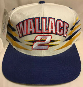 Rusty Wallace Vintage Spike Hat