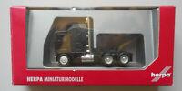 BLACK K100 1 BAR GRILL TRUCK HERPA 1/87 Plastic HO Scale 25258
