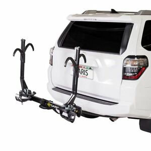 Saris SuperClamp EX 2 Bike Hitch Mount Rack Bike Carrier