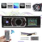 Car MP3 Stereo Audio FM Aux Input Receiver Digital USB/SD In-Dash 12V