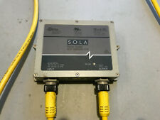 Sola SCP10024X-CM Power Supply 24 Vdc at 3.8 Amps