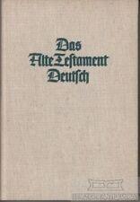 Das Alte Testament Deutsch: Das Buch des Propheten Jeremia.