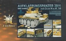 Lion Roar 1/35th Scale Aufklaerungspanzer 38(t) PE Detail Set No. LAS35009