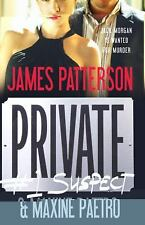 PRIVATE #1 SUSPECT BY JAMES PATTETSON