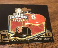 2002 SF San Francisco League Championship series pin