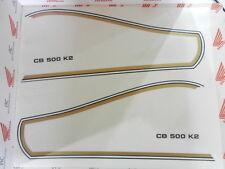 Honda CB500 Four K2 Tank Stripe Kit Decal Set New