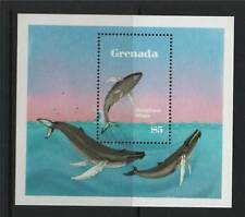Grenada 1983 Save The Whale MS SG 1236 MNH