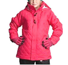 Burton Dulce Jacket Girls Snowboard Ski Waterproof 180g Insulated Pink XL