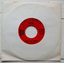 Johnny Cash What Is Truth c/w Sing A Traveling Song (Columbia 45-45134) USA