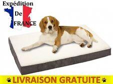 Coussin orthopédique rectangulaire chien 120 x 72 x 12 cm KARLIE FLAMINGO