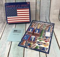 America's Spirit Game The Family Game  University Games SEALED UNUSED
