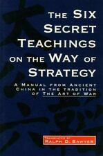 The Six Secret Teachings on the Way of Strategy-ExLibrary