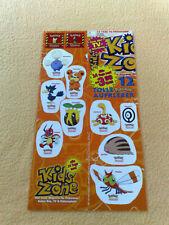 Sticker Sammelsticker Anime Stickerbogen Pokemonsticker Kids Zone Yanma
