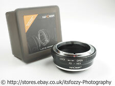 K&F Concept FD to NEX Adapter Canon FD to Sony NEX (E-Mount) Adapter