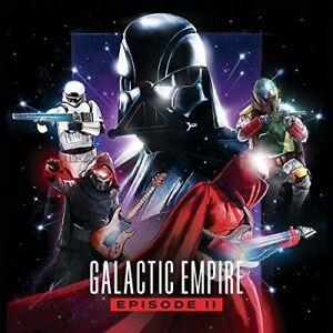 """Galactic Empire - Episode II (NEW 12"""" VINYL LP)"""