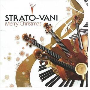 CD ALBUM STRATO - VANI - merry christmas  stratovani