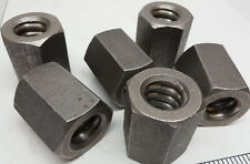 6 pack Williams Grout Bonded Concrete Anchor R63-08 Hex Nut Grade 75 All-Thread