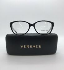 766560eb95e VERSACE MOD.3189-B GB1 WOMENS FRAMES EYE GLASSES EYEWEAR 54-15-
