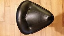 CORBIN SOLO SADDLE SEAT LEATHER HARLEY SPORTSTER HD XL From 70's CHOPPER SOFTAIL