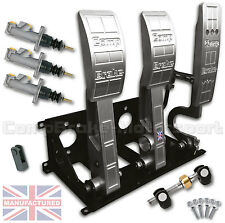 Universal Hidráulico Piso montado sesgo Pedal Caja standrard Kit cmb6666-hyd-ali