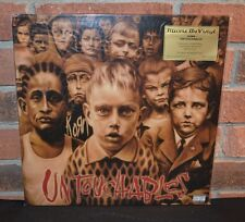 KORN - Untouchables, Limited Import 180 Gram 2LP COLORED VINYL Foil #'d NEW!