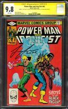 Power Man Iron Fist 82 CGC 2XSS 9.8 Mike Colter Finn Jones 3rd Sabretooth 1982