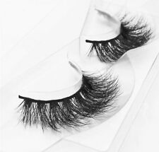 3D Original Mink Natural Thick & Long False Fake  Eyelashes Makeup Extension
