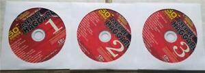 MERLE HAGGARD COUNTRY KARAOKE 3 CDG SET CHARTBUSTER MUSIC 50 SONGS CD+G 5049