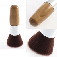 Beauty Flat Top Buffer Foundation Powder Brush Cosmetic Makeup Face Tool