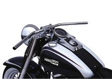 Lucas Dragbar medium chrom mit ABE für Harley Davidson