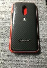 OnePlus 6T - Vader Karbon Bumper Case - Evutec #916