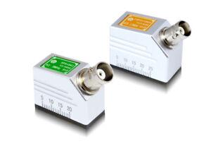 YUSHI  2MHz 14*14mm Angle Beam Probe Transducer Varies Degree 45 60 70 LEMO-00