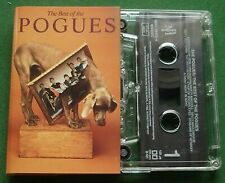 The Best Of The Pogues inc Fairytale Of New York + Cassette Tape - TESTED