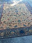 12x15 Magnificent Oversize Palace size  Oriental Area Rug Beige Navy