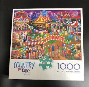 Buffalo Games - Country Life Collection - Fair - 1000 Piece Jigsaw...