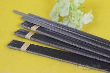 New 10PCS Strip inlays LUTHIER FIGURED PURFLING GUITAR BINDING 640*6*1.0mm #Y921