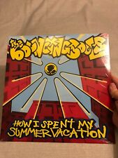 Bouncing Souls How I Spent My Summer Vacation 180g LP Record Vinyl Epitaph NEW