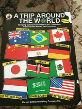 New A Trip Around the World - Cultural Awareness - Grades K-3 Carson-Dellosa