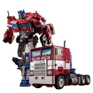 Transformer Optimus Prime Car War Cybertron Siege Voyager Giocattolo di figura