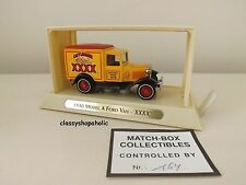 Matchbox Collectibles YGB-01 1930 FORD Model A Van in CASTLEMAINE XXXX Logo