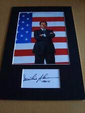 Martin Sheen Genuine signed authentic autograph - UACC / AFTAL