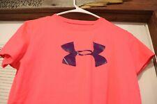 Girls Shirt Under Armour Size Y/L HeatGear