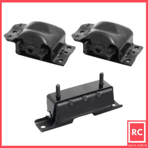 Motor & Trans Mount for 1988-1999 Chevy K1500 / GMC K1500 5.0/5.7/6.2/6.5L 4WD