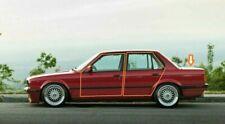 BMW E30 Sedan 4 Doors Door and Trunk Lid Rubber Seal 5 pcs