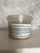 DAVINES NOUNOU HAIR MASK 75ml - Brand New and Unopened - Free Postage