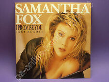 "12"" Vinyl Single Samantha Fox - I promise you (J-111) Germany 1987"