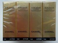Chanel Sublimage La creme set 12 x 5 ml (60 ml) vip gift MINIATURE